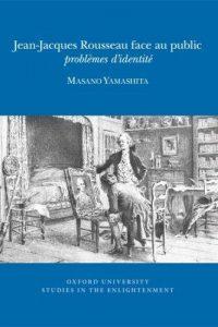 Jean-Jacques Rousseau face au public: problèmes d'identité